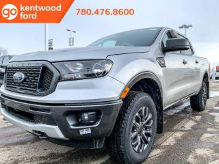 New 2020 Ford Ranger XLT 302A 4X4 SuperCrew 2.3L Ecoboost with Lane Keeping System, Pre-Collision Assist, Rear View Camera and Reverse Sensing System for sale in Edmonton, AB