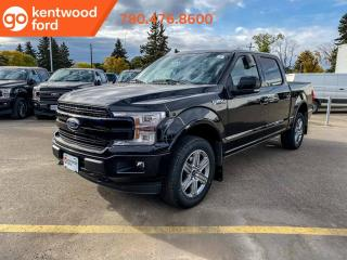 New 2020 Ford F-150 LARIAT 502A 4X4 SuperCrew 3.5L V6 Ecoboost, Auto Start/Stop, Lane Keeping System, Pre-Collision Assist, Rear View Camera, Remote Keyless Entry/Keypad, and Remote Vehicle Start for sale in Edmonton, AB