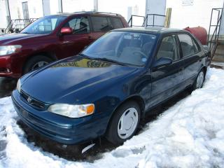 Used 1998 Toyota Corolla CE for sale in Toronto, ON