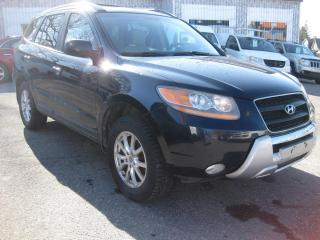 Used 2009 Hyundai Santa Fe GL 3.3L 6cyl Auto 5pass AC PL PM PW for sale in Ottawa, ON