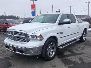 Used 2015 RAM 1500 LARAMIE*4X4*BACKUP CAM*SUNROOF for sale in London, ON