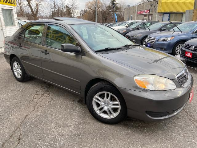 2007 Toyota Corolla AUTO/ SUNROOF/ PWR GROUP/ ALLOYS & MORE!