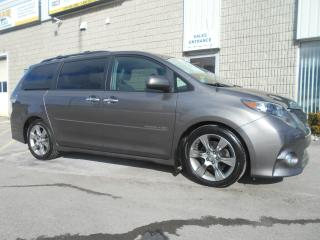 Used 2014 Toyota Sienna SE for sale in London, ON