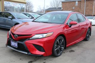 Used 2019 Toyota Camry XSE for sale in Brampton, ON