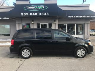 Used 2011 Dodge Grand Caravan SXT for sale in Mississauga, ON