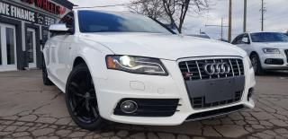 Used 2012 Audi S4 S4 for sale in Oakville, ON