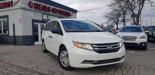 Used 2015 Honda Odyssey LX for sale in Oakville, ON