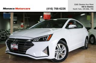 Used 2020 Hyundai Elantra PREFERRED - CARPLAY|BLINDSPOT|BACKUP CAMERA for sale in North York, ON