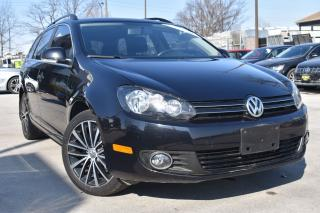 Used 2013 Volkswagen Golf Wagon TDI - HIGHLINE for sale in Oakville, ON