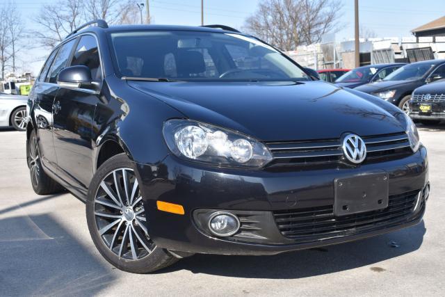 2013 Volkswagen Golf Wagon TDI - HIGHLINE