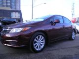 Photo of Burgundy 2012 Honda Civic