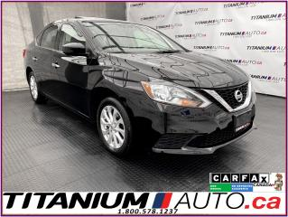 Used 2019 Nissan Sentra SV+Camera+Sunroof+Emergency Brake+Apple Play+XM+ for sale in London, ON