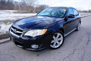 Used 2009 Subaru Legacy 3.0R / 1 OWNER /  LOW KM'S / NO ACCIDENTS / MINT for sale in Etobicoke, ON