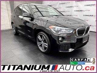 Used 2016 BMW X1 M-PKG+GPS+Camera+Pano Roof+Lane Assist+xDrive+XM+ for sale in London, ON