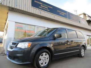 Used 2012 Dodge Grand Caravan SE, SUPER CLEAN 7 PASSENGERS for sale in Mississauga, ON