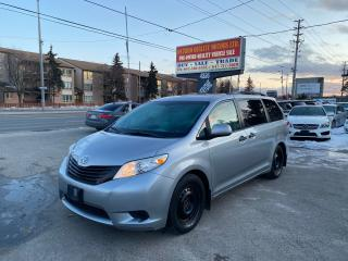 Used 2011 Toyota Sienna for sale in Toronto, ON
