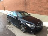 Photo of Black 2008 BMW 5 Series