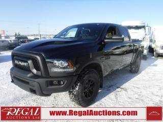 Used 2018 RAM 1500 Rebel Crew CAB SWB 4WD 5.7L for sale in Calgary, AB