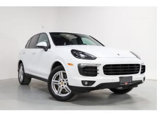 Used 2017 Porsche Cayenne PLATINUM EDITION   PANO   NAVI   BOSE for sale in Vaughan, ON