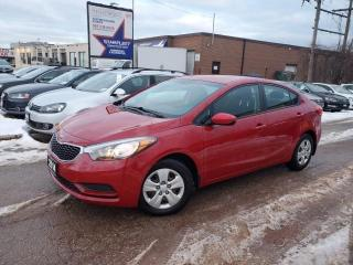 Used 2014 Kia Forte LX for sale in Oakville, ON