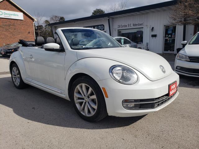 2016 Volkswagen Beetle 1.8T HIGHLINE