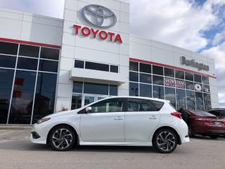 Used 2017 Toyota Corolla IM for sale in Burlington, ON
