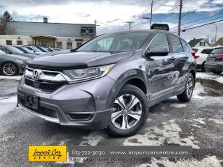 Used 2017 Honda CR-V LX AWD  ALLOYS  ADAPTIVE CRUISE  BACKUP CAMERA for sale in Ottawa, ON