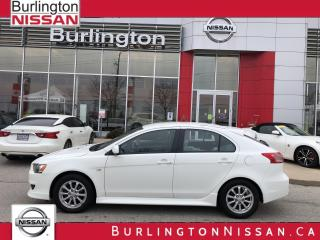 Used 2012 Mitsubishi Lancer Sportback SE Sportback, ACCIDENT FREE, INCLUDES SNOW TIRES ! for sale in Burlington, ON