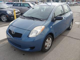 Used 2007 Toyota Yaris LE ***GREAT CONDITION/ONLY 164 KMS*** for sale in Hamilton, ON