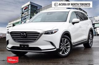 Used 2019 Mazda CX-9 Signature Head-Up Display| Apple Carplay for sale in Thornhill, ON