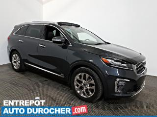 Used 2019 Kia Sorento SXL V6 AWD NAVIGATION - Toit Ouvrant - 7 Passagers for sale in Laval, QC