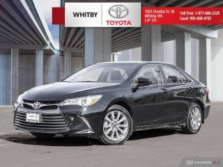 Used 2016 Toyota CAMRY XSE XLE for sale in Whitby, ON