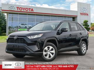 New 2020 Toyota RAV4 LE FWD FA20 for sale in Whitby, ON