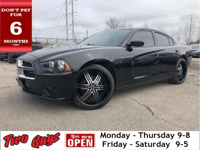2014 Dodge Charger SE | 22 Inch Alloys | Power Seat | Bluetooth