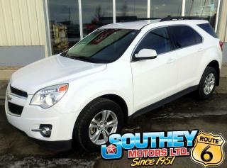 Used 2013 Chevrolet Equinox LT AWD - Heated Seats for sale in Southey, SK