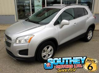Used 2016 Chevrolet Trax LT AWD - Back-Up Camera for sale in Southey, SK