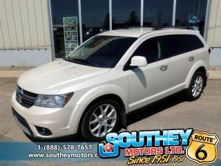 Used 2013 Dodge Journey R/T AWD - Fully Loaded for sale in Southey, SK