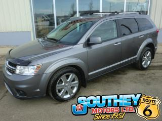 Used 2012 Dodge Journey R/T AWD - Fully Loaded for sale in Southey, SK