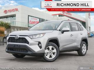 New 2020 Toyota RAV4 XLE  - Sunroof - $109.16 /Wk for sale in Richmond Hill, ON