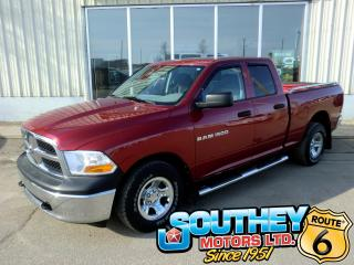 Used 2012 RAM 1500 SXT 4x4 - All Equipped for sale in Southey, SK