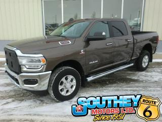 Used 2019 RAM 2500 Big Horn 4x4 - Only 6,000 km's! for sale in Southey, SK