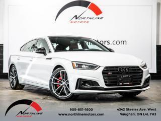 Used 2018 Audi S5 Sportback Technik Navigation Heads Up Disp Driver Assist 360 for sale in Vaughan, ON