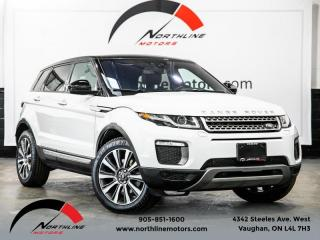 Used 2016 Land Rover Evoque HSE Si4 Navigation Camera Pano Roof Heated Leather for sale in Vaughan, ON