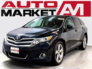 Used 2015 Toyota Venza LE V6 FWD CERTIFIED,Backup Camera,WE APPROVE ALL CREDIT for sale in Guelph, ON