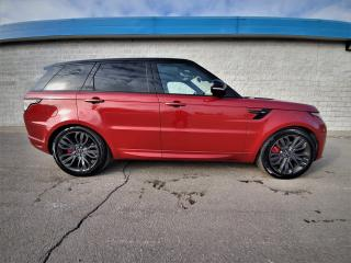 Used 2016 Land Rover Range Rover Sport HST LE -CPO Factory Warranty Until  March 28, 2021 OR 160,000km for sale in Toronto, ON