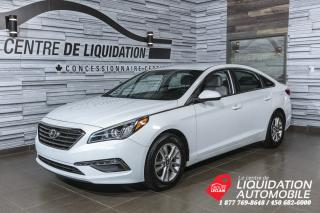 Used 2015 Hyundai Sonata 2.4L GL JANTES+BLUETOOTH for sale in Laval, QC
