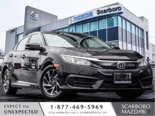 Used 2016 Honda Civic Sedan SUNROOF|BACK UP CAMERA|AUTO|1 OWNER for sale in Scarborough, ON