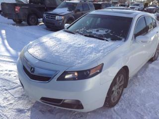 Used 2012 Acura TL Acura TL 4 portes, boîte automatique, 2 for sale in Montréal, QC