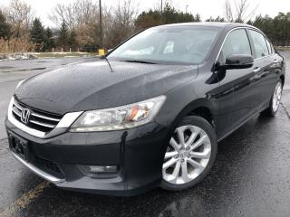 Used 2015 Honda Accord Touring 2WD for sale in Cayuga, ON