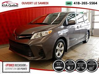 Used 2019 Toyota Sienna LE* 8 PLACES* SIEGES CHAUFFANTS* for sale in Québec, QC